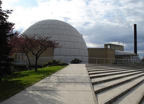 Una batería de telescopios acercará el Sol al Planetario de Madrid