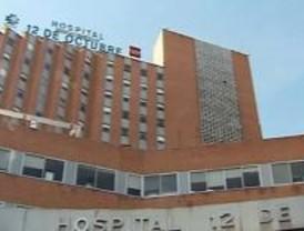 Los sindicatos protestarán por la privatización de un área sanitaria del 12 de Octubre