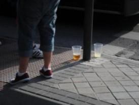 La Policía Local de Alcalá interpone 57 denuncias en distintos puntos por 'botellón'
