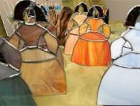 Inaugurada la XIX edición de la Feria de Artesanía en la Plaza de España