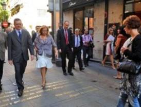El Ayuntamiento prepara una remodelación de la calle Atocha