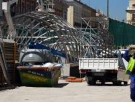 Fomento anuncia la llegada del Cercanías a la Puerta del Sol para el 27 de junio
