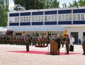 Aguirre destaca en Pozuelo de Alarcón la labor del ejército