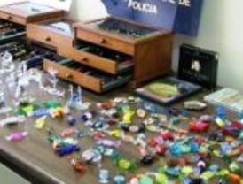 Un profesor particular detenido por robar en casa de sus clientes