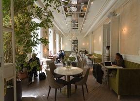 Abre un restaurante 'concept store' en el antiguo edificio de El Imparcial