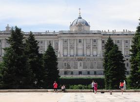 Un millón de euros para arreglar los socavones de los Jardines de Sabatini