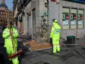 Multa de hasta 3.000 euros por pintar un grafiti