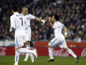 El Madrid recupera la ilusión