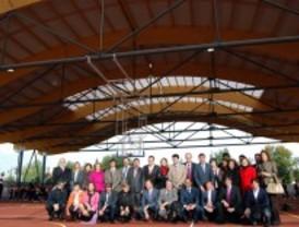 Más pistas polideportivas cubiertas en Alcalá