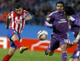 Los últimos minutos complican la eliminatoria al Atlético