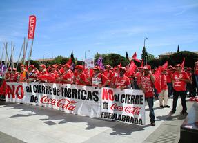Coca- Cola acata el auto que le obliga a pagar a 279 trabajadores del ERE