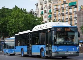 Los autobuses de la EMT finalizan antes su servicio en Nochebuena y Nochevieja