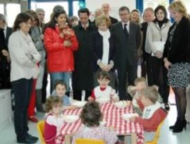 Nueva escuela infantil y centro de la juventud en Guadarrama con el RPISMA
