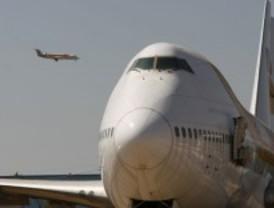 Un vuelo desde Barajas no pudo llegar a Chile