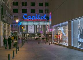 Roban 10.000 euros en los cines Capitol