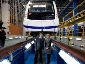 Metro estrena los convoyes más modernos de toda la red en la Circular