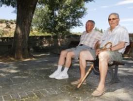 Las residencias de mayores se protegen del calor