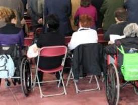 Una marcha reclamará más atención para las personas discapacitadas