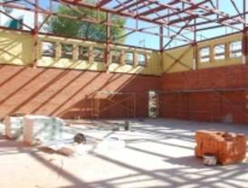 El pabellón del colegio Perú se concluirá en diciembre