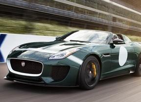 Jaguar F-Type Project 7, el felino de serie más rápido y potente