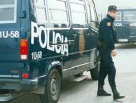 Atrapan a un ladrón tras una persecución por los tejados de Madrid