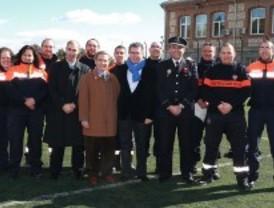 Nuevos voluntarios de Protección Civil para 43 municipios