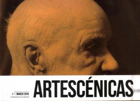 'Artescénicas', nueva revista de la Academia de Artes Escénicas