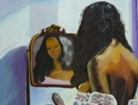 El Aeropuerto de Barajas acoge una exposición de pinturas de artistas con lesión medular