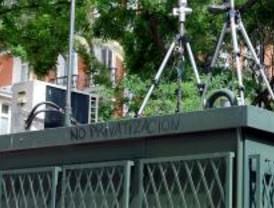 Acusan a Madrid de falsear los datos de contaminación