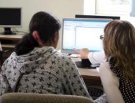 Los menores infractores reciben formación para desempeñar trabajos de atención al público