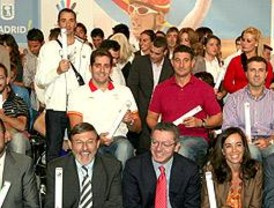 Madrid está a un año de conseguir los Juegos