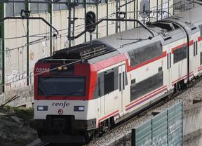 Reestablecido el servicio de Cercanías entre las estaciones de Alcalá de Henares y Meco