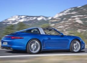 El Porsche 911 Targa elegido nuevo mejor producto del año