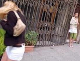 Las prostitutas se comprometen a no trabajar cerca de las viviendas en Villaverde