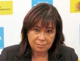 Narbona advierte a Aguirre que no puede decidir sobre los acuíferos de la Comunidad