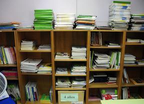 El ministerio reduce un 40% la aportación para libros de texto