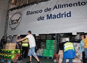 El Banco de Alimentos celebra su segunda gran recogida con 20.000 voluntarios