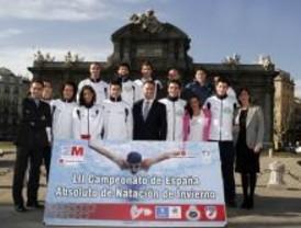 La Comunidad acoge los Campeonatos de España de Natación