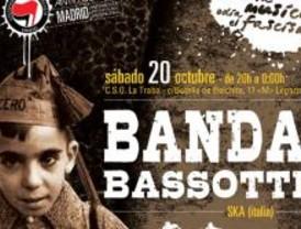 Rivas niega haber organizado el concierto de un grupo que vitorea a ETA