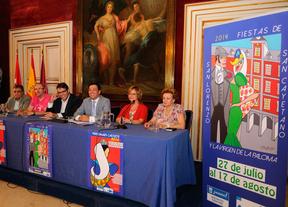 Pitingo, Loquillo y Canteca de Macao encabezan el cartel de las fiestas de Centro