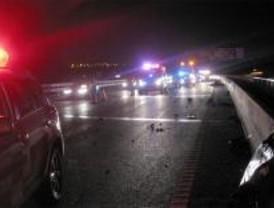 Fallece una joven al ser embestido su coche por una furgoneta