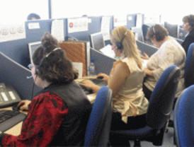 44 presos superan con éxito un curso de teleoperadores