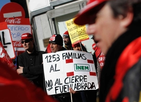Más de la mitad de los trabajadores de Coca-Cola en Fuenlabrada renuncia al plan de ajuste
