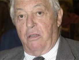 Aguirre propondrá otorgar la Medalla de Oro de la Comunidad a Guillermo Luca de Tena