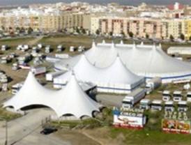 El Ayuntamiento multa al Gran Circo Americano por carecer de licencia
