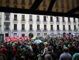 El conflicto educativo 'se enquista' y las protestas continúan