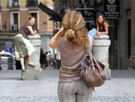 La capital recibirá 6,7 millones de turistas en 2006, según los datos del Ayuntamiento