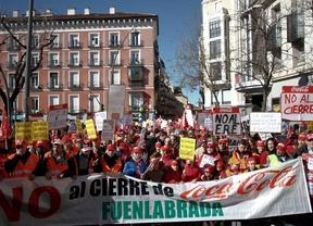 Los sindicatos impugnarán el ERE de Coca-Cola
