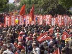 Las 'manis' del 1 de mayo tendrán especial referencia en el empleo y las pensiones