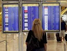 El segundo día de paro de los tripulantes de Iberia de cabina afecta a 20.000 pasajeros